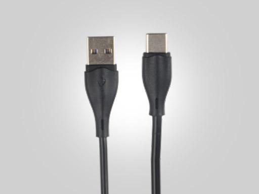 USB2.0 AM TO TC OD3.5 Black/Red/White
