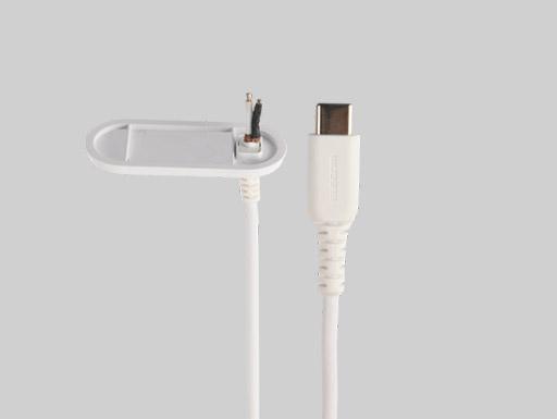 USB 2.0 AM-open White