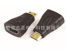 厂家供应 HDMI公转HDMI母转换头 手机电脑HDMI转接头 HDMI转换头